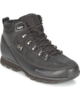 The Forester Men's Mid Boots In Black