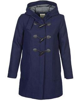 Popel Women's Coat In Blue