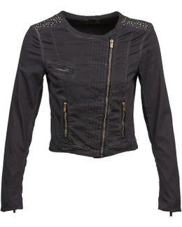 Parkel Women's Jacket In Black