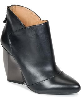 Sera Women's Low Boots In Black