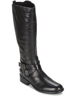 Tonic Women's High Boots In Black