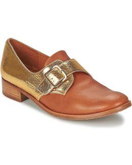 Durui Women's Casual Shoes In Gold