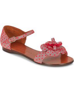 Imagine Women's Sandals In Red