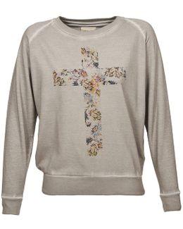Sundrape Jp Women's Sweatshirt In Grey