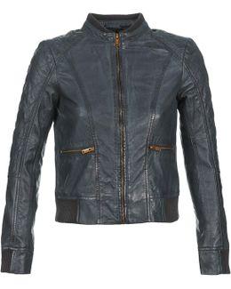 Jeandalo Women's Jacket In Blue