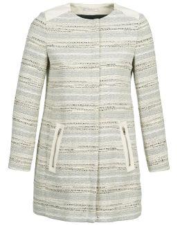 Sundi Women's Coat In Grey