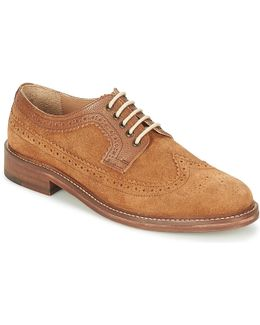 Leon Long Wing Men's Casual Shoes In Brown