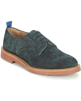 Johnston Men's Casual Shoes In Blue