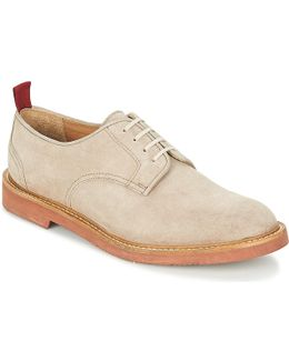 Ohns 4 Eyelet Derby Men's Casual Shoes In Beige