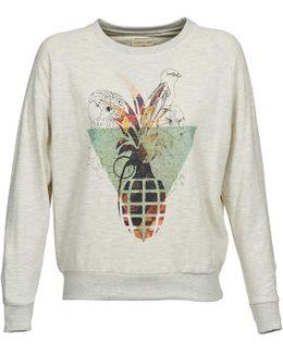 Sunsinanas Jp Women's Sweatshirt In Grey