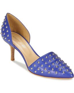 Louo Women's Court Shoes In Purple