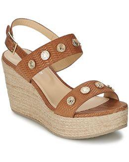 Iris Women's Sandals In Brown