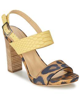 Rodi Women's Sandals In Brown