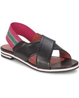 688204 Women's Sandals In Black