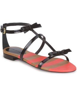 Avarc Women's Sandals In Black