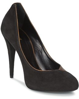 Yps530-pc219-d0127 Women's Court Shoes In Black