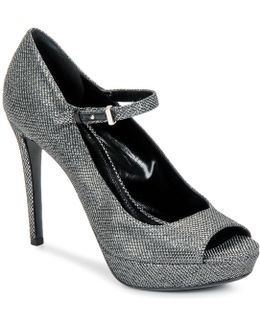 Wds233 Women's Court Shoes In Grey
