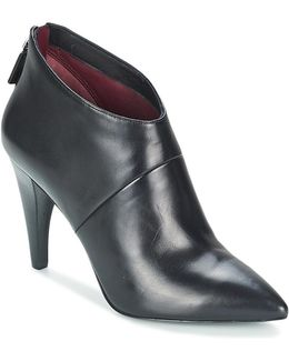 Seditionary Dree Women's Low Boots In Black