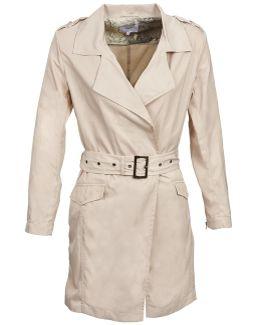 Edgar Women's Trench Coat In Beige