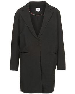 Evy Women's Coat In Black