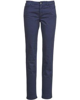 Hadadi Women's Trousers In Blue