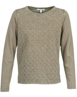 Miadi Women's Sweatshirt In Beige