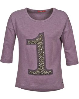 Dirari Women's Sweatshirt In Purple