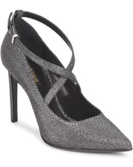 Wds234 Women's Court Shoes In Grey