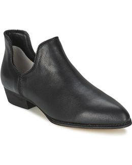 Blake Women's Mid Boots In Black