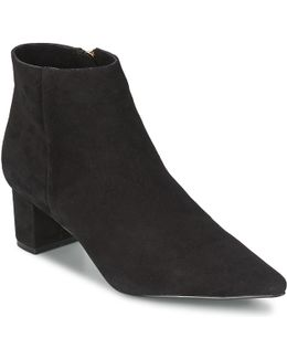 Paloma Women's Low Ankle Boots In Black