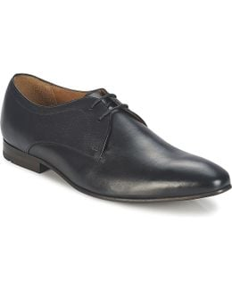 Enox Derby Men's Smart / Formal Shoes In Black