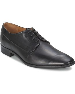 Iley Derby Men's Casual Shoes In Black