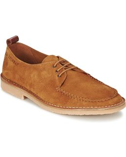 Qaat 3 Eyelet Wallabee Men's Casual Shoes In Brown