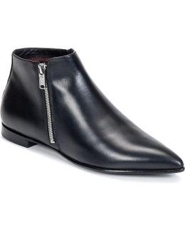Blake Women's Mid Boots In Black