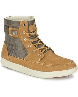 Skazen Men's Mid Boots In Beige