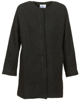 Erine Women's Coat In Black