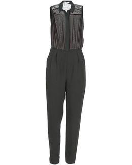 Eglantine Women's Jumpsuit In Black