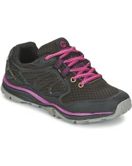 Verterra Sport Gtx Women's Sports Trainers (shoes) In Black