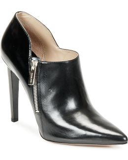 Samara Women's Low Boots In Black