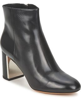 Vivi Women's Low Ankle Boots In Black