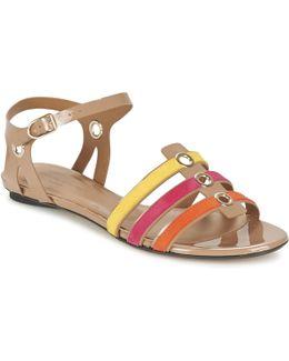 Sonia By - Mini Œillet Women's Sandals In Multicolour