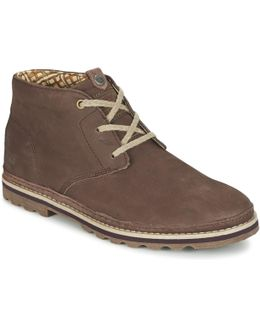 Cormac Mid Men's Mid Boots In Brown