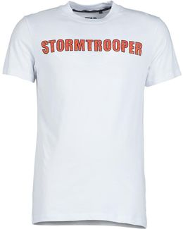 Trooper Originals Men's T Shirt In White