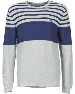 Outinu Men's Sweater In Grey
