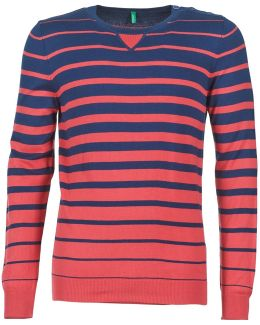 Remono Men's Sweater In Red
