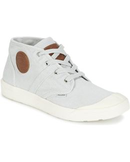 Pallarue Mid Men's Shoes (high-top Trainers) In Grey