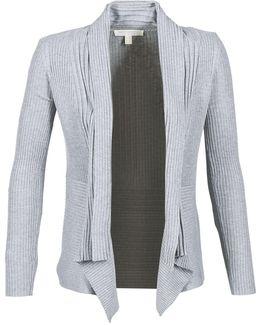 Yovesi Women's Cardigans In Grey