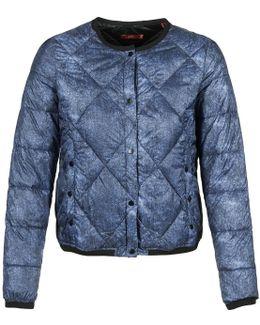 Ojala Women's Jacket In Blue