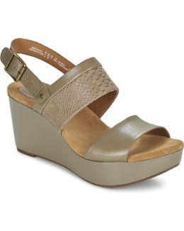 Caslynn Kat Women's Sandals In Grey