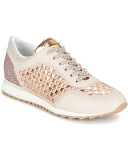 Diaspro Women's Shoes (trainers) In Pink
